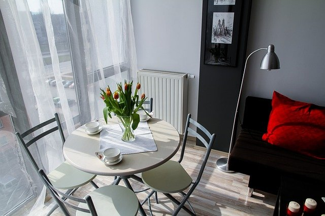 Jak si poradit vmalém bytě