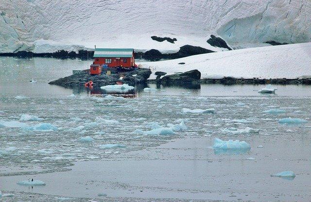 domek u ledovce