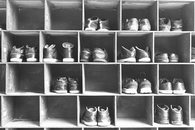 boty v botníku