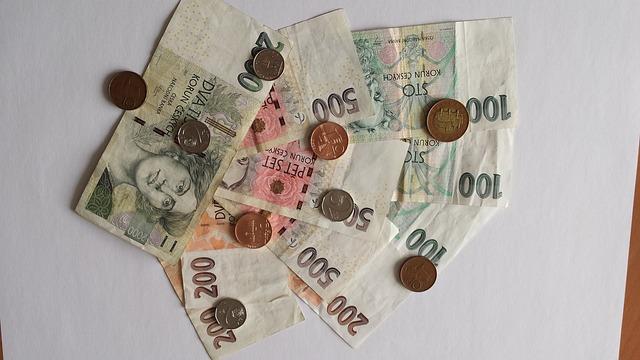 peníze čr
