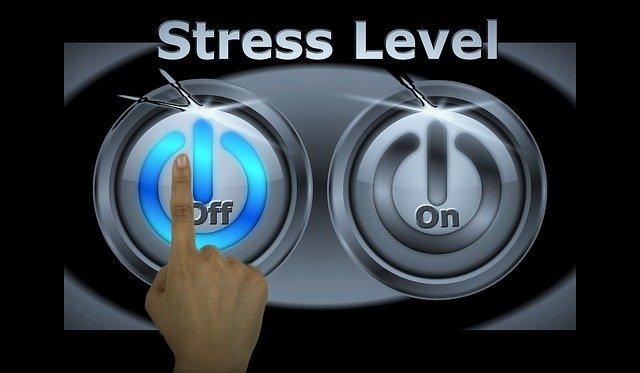 Stres zdravému životnímu stylu nepřispívá