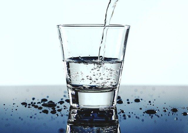 bublinková voda